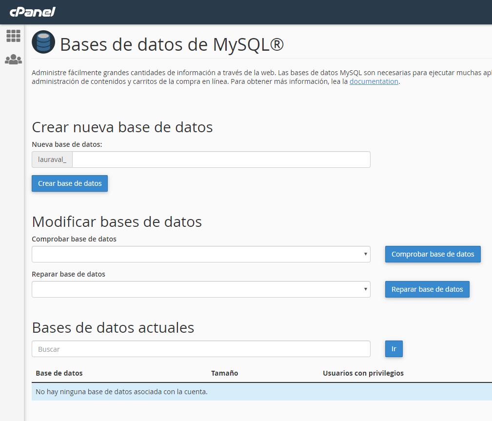 base-de-datos-mysql-cpanel