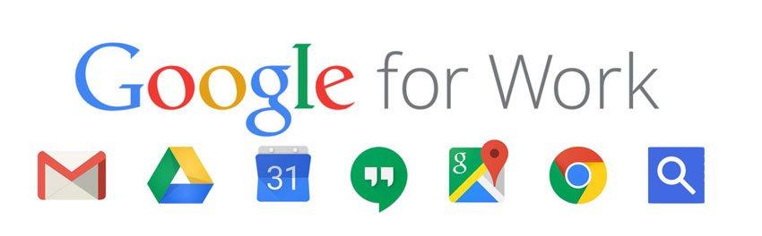Google Suite Apps for Work - La solución para mejorar la productividad