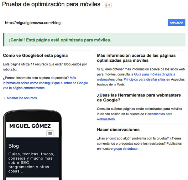 Adaptar web a dispositivos móviles