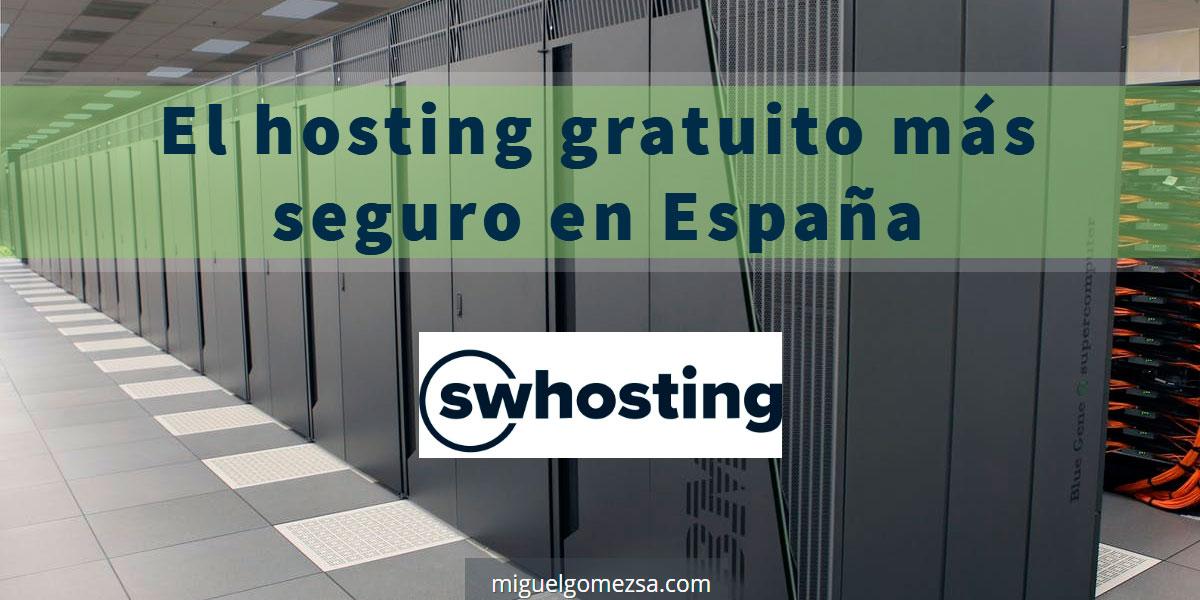 El hosting gratuito más seguro en España - ¿No te lo crees?