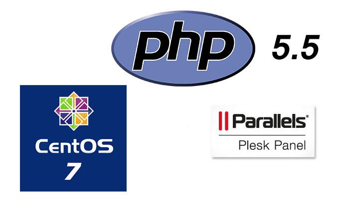 Instalar PHP 5.5 / 5.6 en Centos 7 64bits con plesk 12