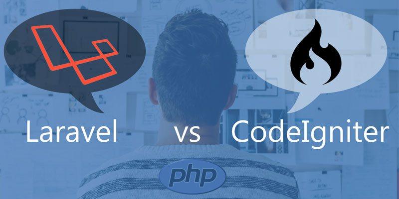 Laravel vs CodeIgniter - Framework PHP para desarrollos web a medida