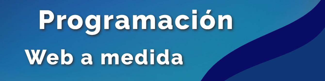 Programación web a medida en Murcia