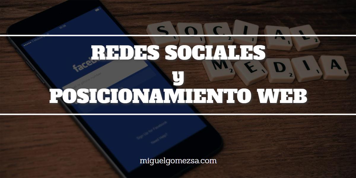 Las redes sociales y su importancia en el posicionamiento web