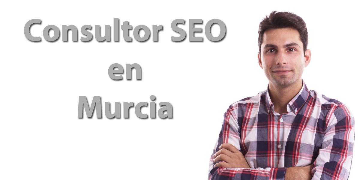 Consultor SEO - SEM - Posicionamiento web en Murcia