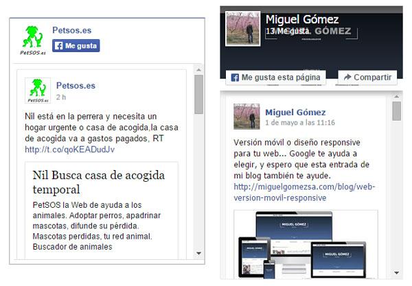 Actualiza tu plugin de Facebook